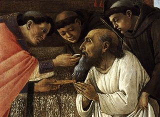 Communion St Jerome
